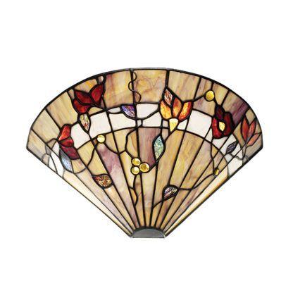Lampa ścienna Bernwood - Interiors - mozaika