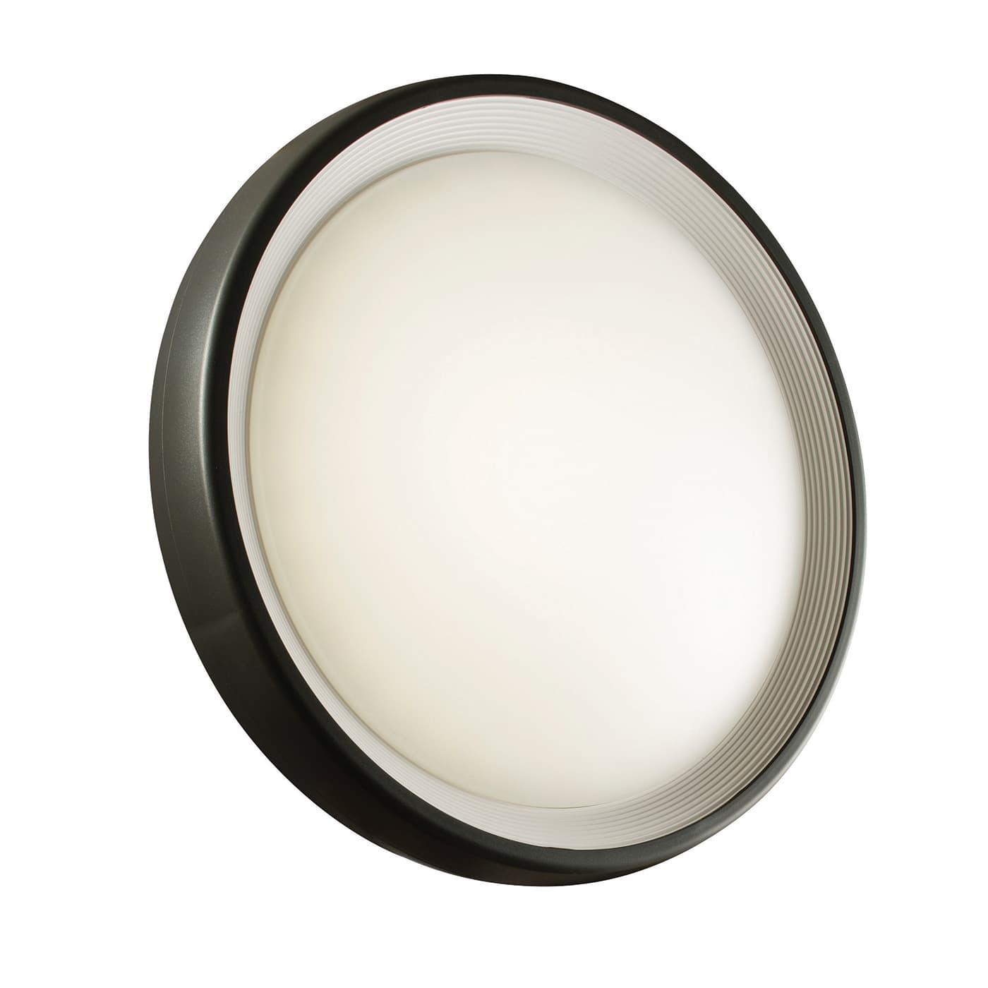 Lampa ścienna Corden LED - Saxby Lighting - grafitowa, biała