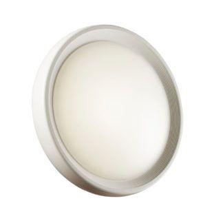 Lampa ścienna Corden LED - Saxby Lighting - biała matowa