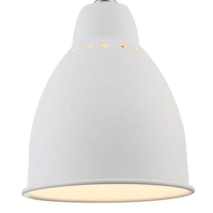 klosz biały lampy