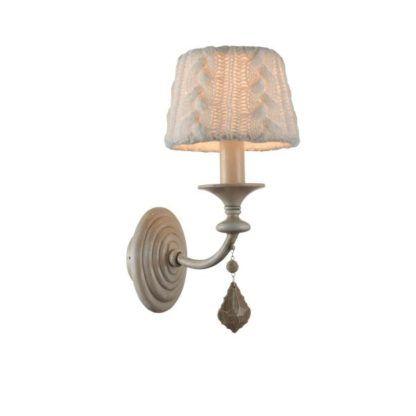 Lampa ścienna Lana - Maytoni - biała, beżowa