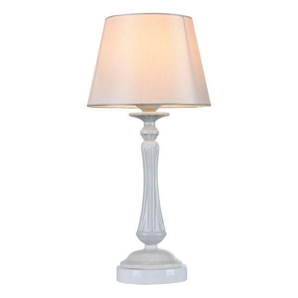 Lampa stołowa Adelia - Maytoni - biała