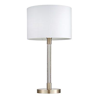 jasna lampa stołowa z funkcją ściemniania
