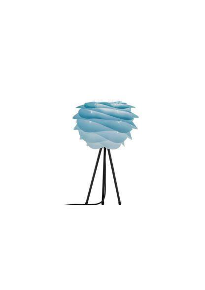 Lampa stołowa Carmina mini Gradient AZURE Umage - tripod, niebieska