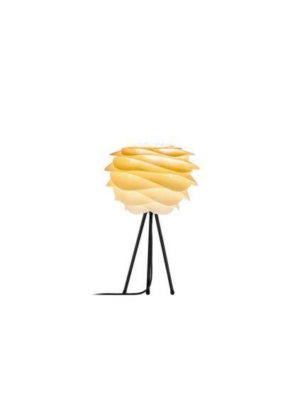 Lampa stołowa Carmina mini Gradient SAHARA Umage - tripod, żółta