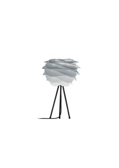 Lampa stołowa Carmina mini gradient Misty Grey Umage - tripod, szara
