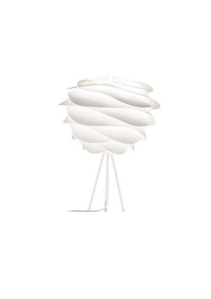 Lampa stołowa Carmina medium Gradient White Umage - tripod, biały