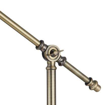 regulacja lampy stołowej