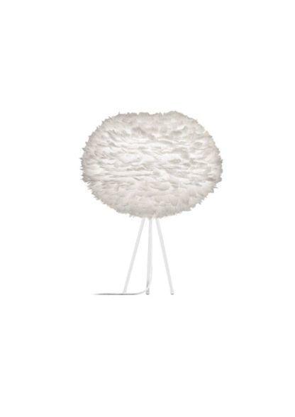 Lampa stołowa - Eos Light Large - tripod table - biała