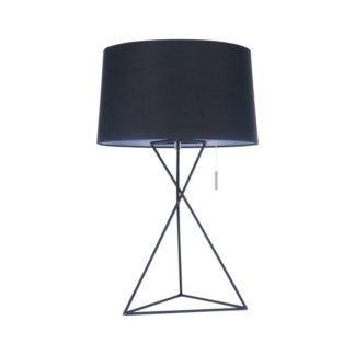 Lampa stołowa Gaudi - Maytoni - czarna