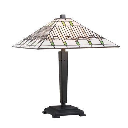 Lampa stołowa Mission - Interiors - szkło