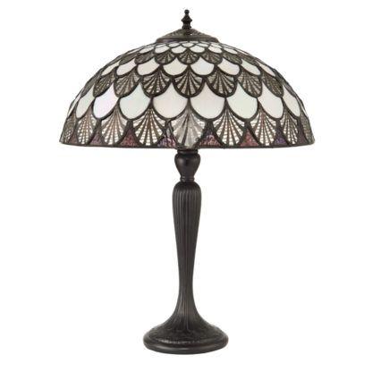 mała lampa stołowa w stylu klasycznym
