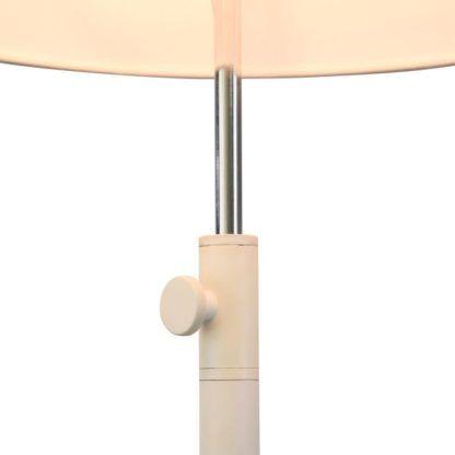 regulowana lampa podłogowa stojąca