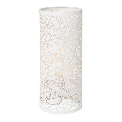 Lampa stołowa Secret Garden - Endon Lighting - kremowa