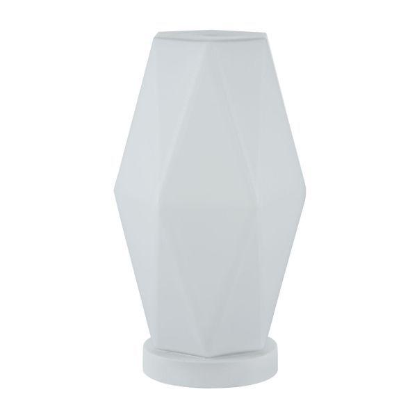 malutka lampa stołowa na biurko lub szafkę nocną