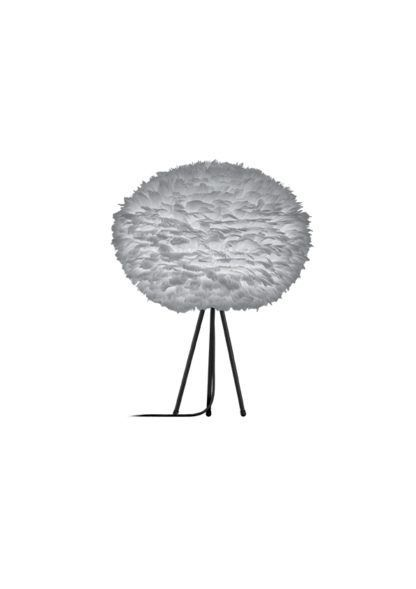 Lampa stołowa - tripod table - Eos Light Large - szara