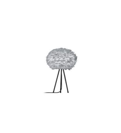 Lampa stołowa - tripod table - Eos Light - szara