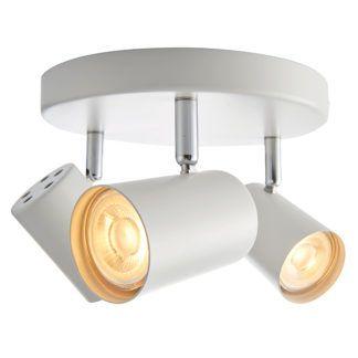 Lampa sufitowa Arezzo - Saxby Lighting - biały matowy
