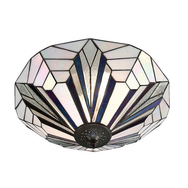 Lampa sufitowa Astoria - Interiors - szklana