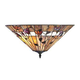 Lampa sufitowa Bernwood - Interiors - żółta