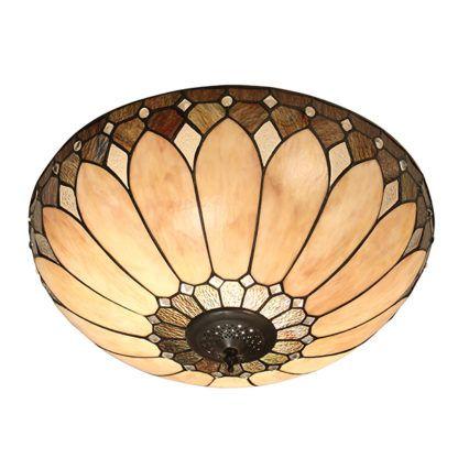 Lampa sufitowa Brooklyn -  Interiors - beżowa