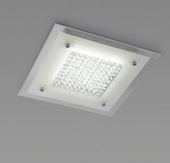 Lampa sufitowa Crystal LED 18W Mantra