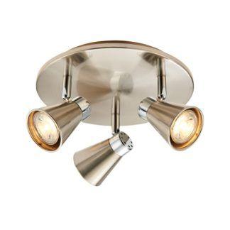 Lampa sufitowa Hyde - Endon Lighting - satynowe wykończenie