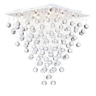 Lampa sufitowa Swirl 50 - Maytoni - kryształowe szkło