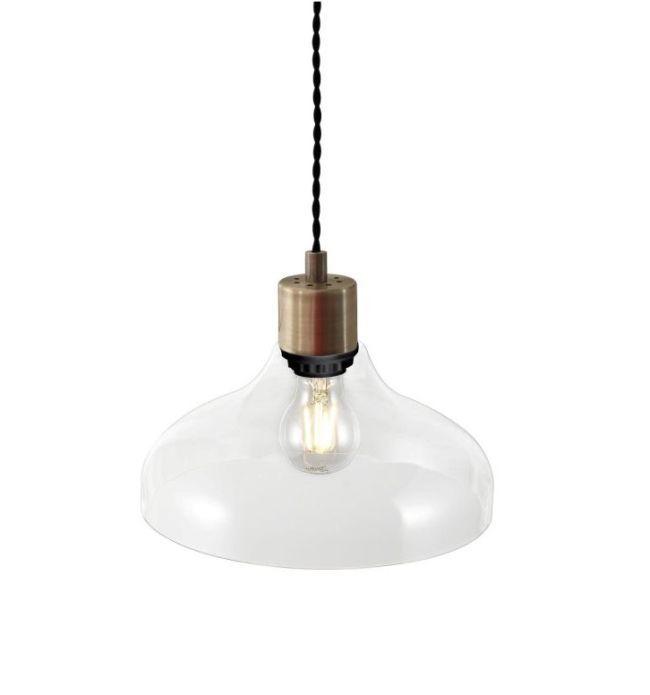 Lampa wisząca Alrun - Nordlux - szklana