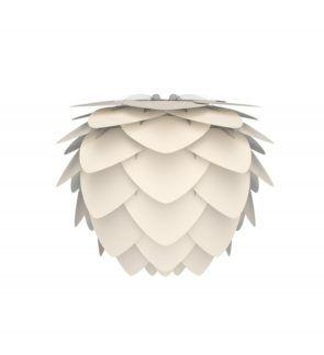 Lampa wisząca Aluvia Medium Umage - biała, perłowa