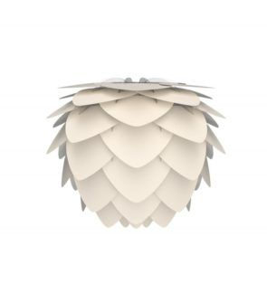 Lampa wisząca Aluvia Mini Vita Copenhagen - perłowa, biała