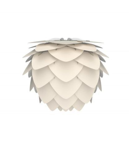 Lampa wisząca Aluvia Mini Umage - perłowa, biała