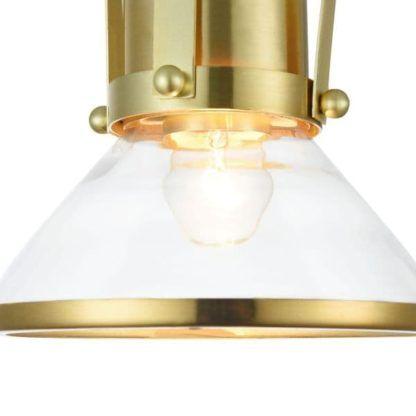 Lampa wisząca Argo - Maytoni - złota