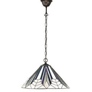 Lampa wisząca Astoria - Interiors - szklana