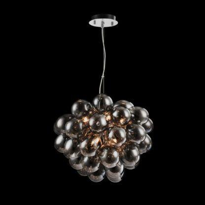 Lampa wisząca Balbo - Maytoni - dymione szkło