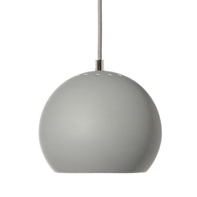 lampa wisząca nowoczesna, klosz kula