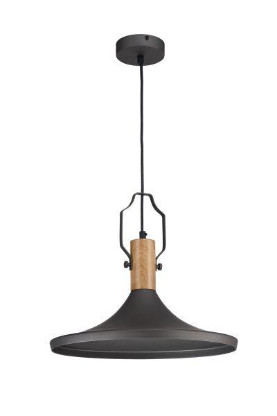 Lampa wisząca Bicones 36 - Maytoni - grafitowa