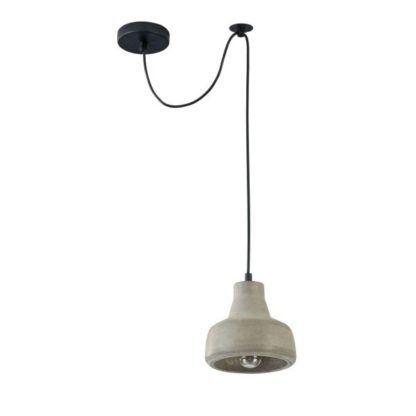 Lampa wisząca Broni 165 - Maytoni - cement