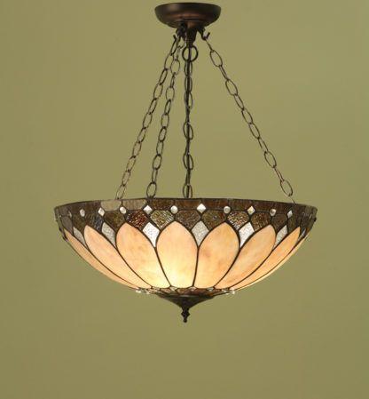 Lampa wisząca Brooklyn - Interiors - 3 żarówki