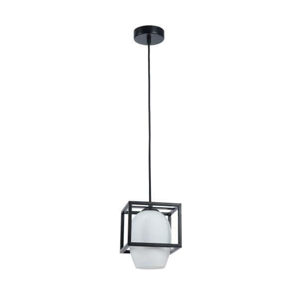 Lampa wisząca Cabin - Maytoni - biała, czarna