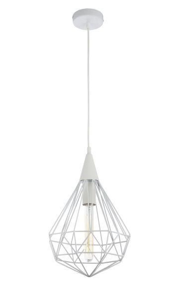 Lampa wisząca Calaf - Maytoni - geometryczny klosz w kształcie stożka