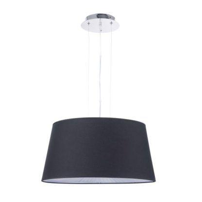 Lampa wisząca Calvin - Maytoni - czarny abażur