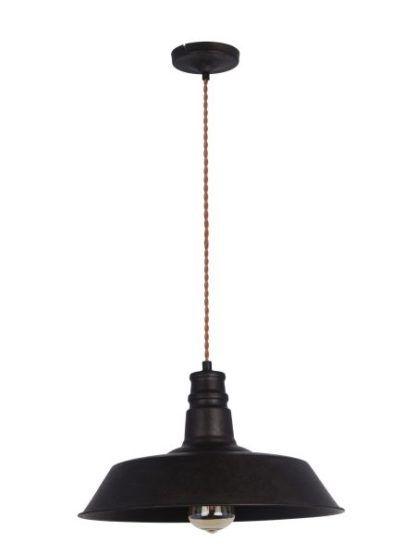 Lampa wisząca Campane - Maytoni - ciemny brąz