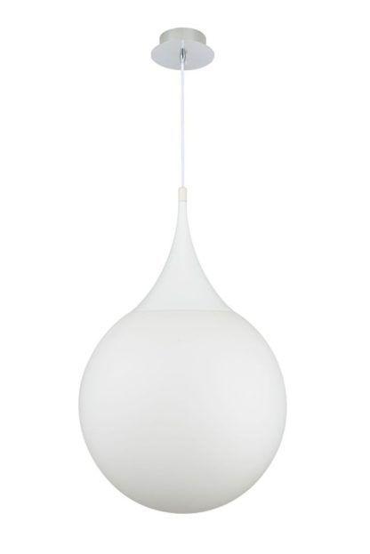 Lampa wisząca Dewdrop 40 - Maytoni - biała kula