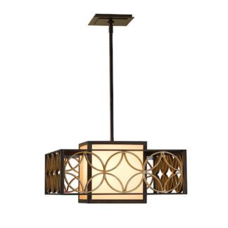 Ozdobna lampa wisząca - Essex - mała