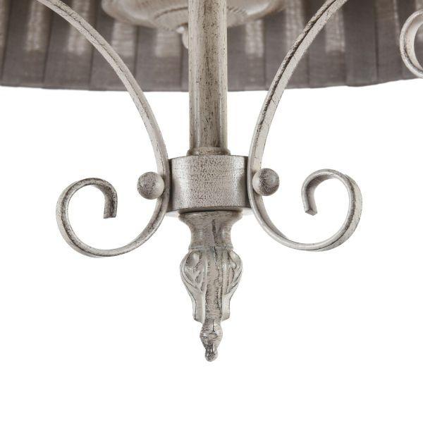 lampy wiszące pastelowe postarzane