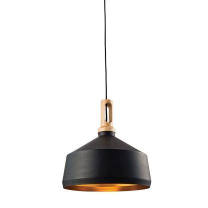 Lampa wisząca Garcia - Endon Lighting - czarna