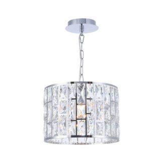 Lampa wisząca Gelid - Maytoni - kryształki