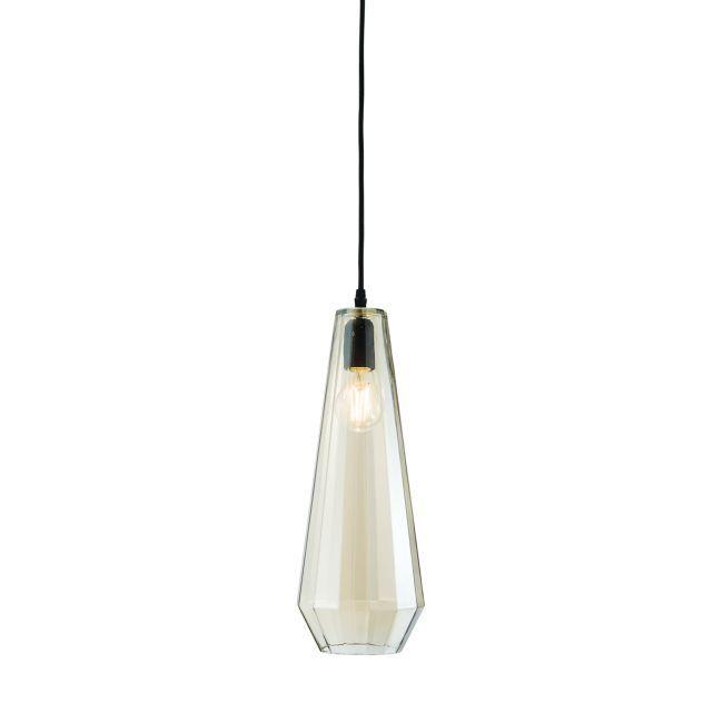 Lampa wisząca Gibson - Endon Lighting - barwione szkło