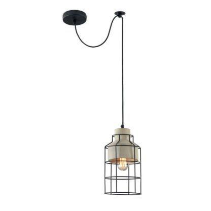 Lampa wisząca Gosford 01- Maytoni - metal, beton